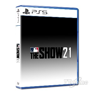 PS5 MLB the show 21 (가격미정 / 3월중 발매)
